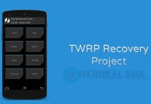 Install TWRP Recovery on Android