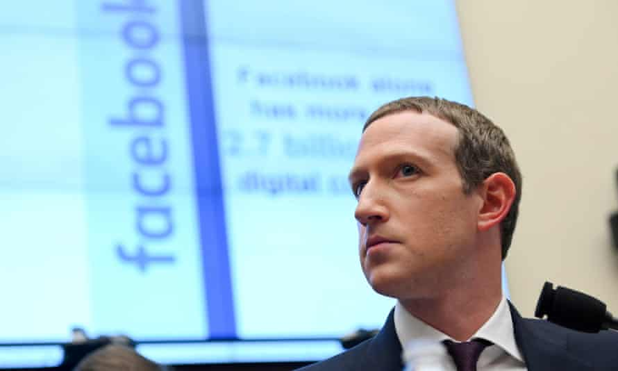Zuckerberg Blames Trump Rioters for Capitol Attack